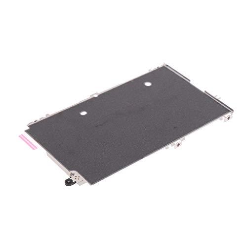 B Blesiya Pieza de Reparación de Placa de Pantalla LCD con Pantalla de Metal Principal + Cable Flexible para 8 Plus - iPhone 5
