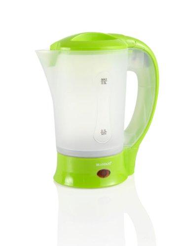 Brandani Bollitore Elettrico Brontolino Verde 0,5 litri