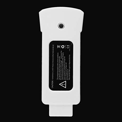 Easyeeasy 1 batería de polímero de Litio de 11,1 V 1700 mAh 18,87 WH para Yuneec Breeze Drone, Potencia de Repuesto Ligera para cámara voladora