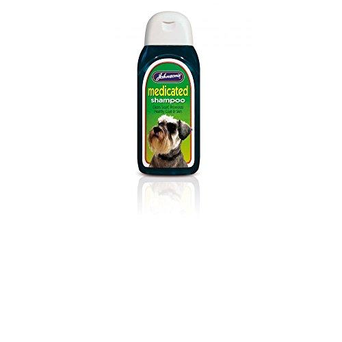 Medizinisches Tier-Shampoo von Johnsons Vet