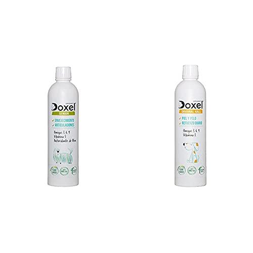 Doxel Supplements Senior250 Doxel Senior-Botella 250 Ml, Estándar, Único + 4All250 Doxel 4 All-Botella 250 Ml, Estándar