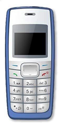 I KALL K72 1 44 inch Display Single Sim Feature Phone Blue