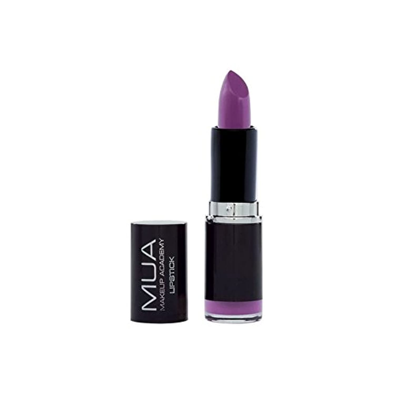 コンパクト農民砂のMUA Lipstick - Mulberry (Pack of 6) - の口紅 - 桑 x6 [並行輸入品]