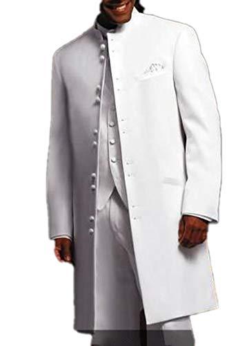Outwear Tuxedos Groomsman Blazer Man Business Suits Prom Suits (chaqueta, pantalón, chaleco y tie), Terno Masculino verde 6XL