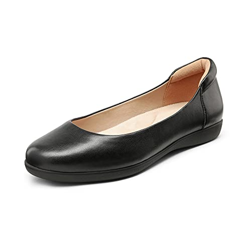 Top 10 best selling list for flat shoe round toe comfortable
