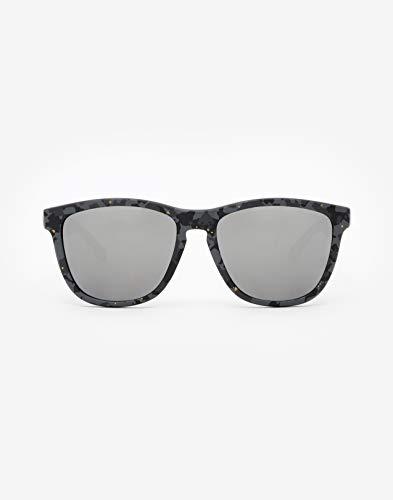 HAWKERS X Messi Gafas de sol, Plateado, One Size Unisex