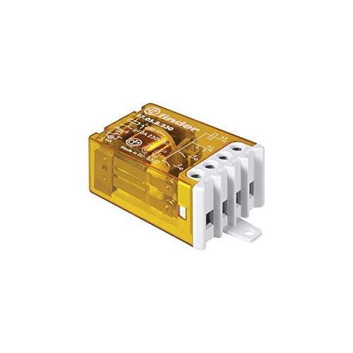 baratos y buenos Serie Finder 27 – Interruptor de relé, integrado de 4 sectores 230 VCA calidad
