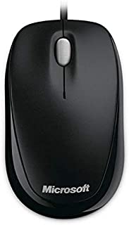 Microsoft Mouse Compact Optical 500 USB - Black