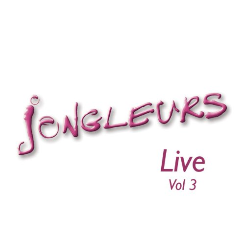 Jongleurs Live, Volume 3 cover art