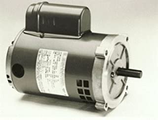 1725 RPM 115//208-230V 12.0//5.8-6.0 amp 3//4 hp Open Air Over Single Phase Capacitor Start//Capacitor Run Marathon X603 56Z Frame OEM Huebsch Replacement Motor Resilient Ring Mount