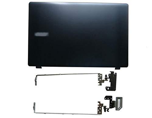 Replacement for ACER ASPIRE E5-511 E5-521 E5-531 E5-551 E5-571 E5-572 V3-572 LCD Top Back Cove & Hinges Sets
