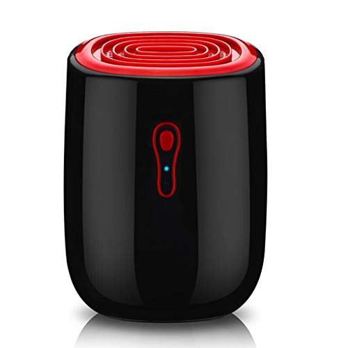 CJshop Ultrasonic Humidifiers Household Dehumidifier Ultra-Quiet Portable Dehumidifier Mini Dehumidifier, with Automatic Shut-Off Function, Can be Used in Bedrooms,Baby Rooms,Offices Air Humidifier