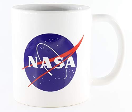 PICSonPAPER Tasse NASA Logo Meatball Insignia Space Raumfahrt Astronaut, Kaffeetasse, Keramiktasse