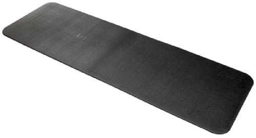Airex Fitline Fitness Mat, 180, Charcoal