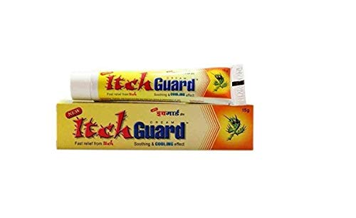 G S CO Itch Guard for Rashes Max 62% OFF 4 Pack 25gm List price of Itching
