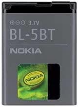Nokia Li Ion Battery - BL-5BT 870mAh OEM battery fits Nokia 2600 Classic, 2630, 2760, 7510 Supernova, N75 and N76 phones