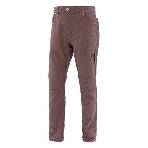 Trangoworld Latok TF Pantalon Long, Homme M Marron Taupe