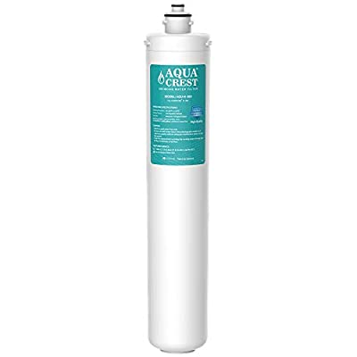 AQUA CREST H-300 Under Sink Water Filter, Replacement Cartridge for Everpure H-300-HSD, H-300-NXT, EV9270-72, EV9270-71, EV9270-76, EV927151