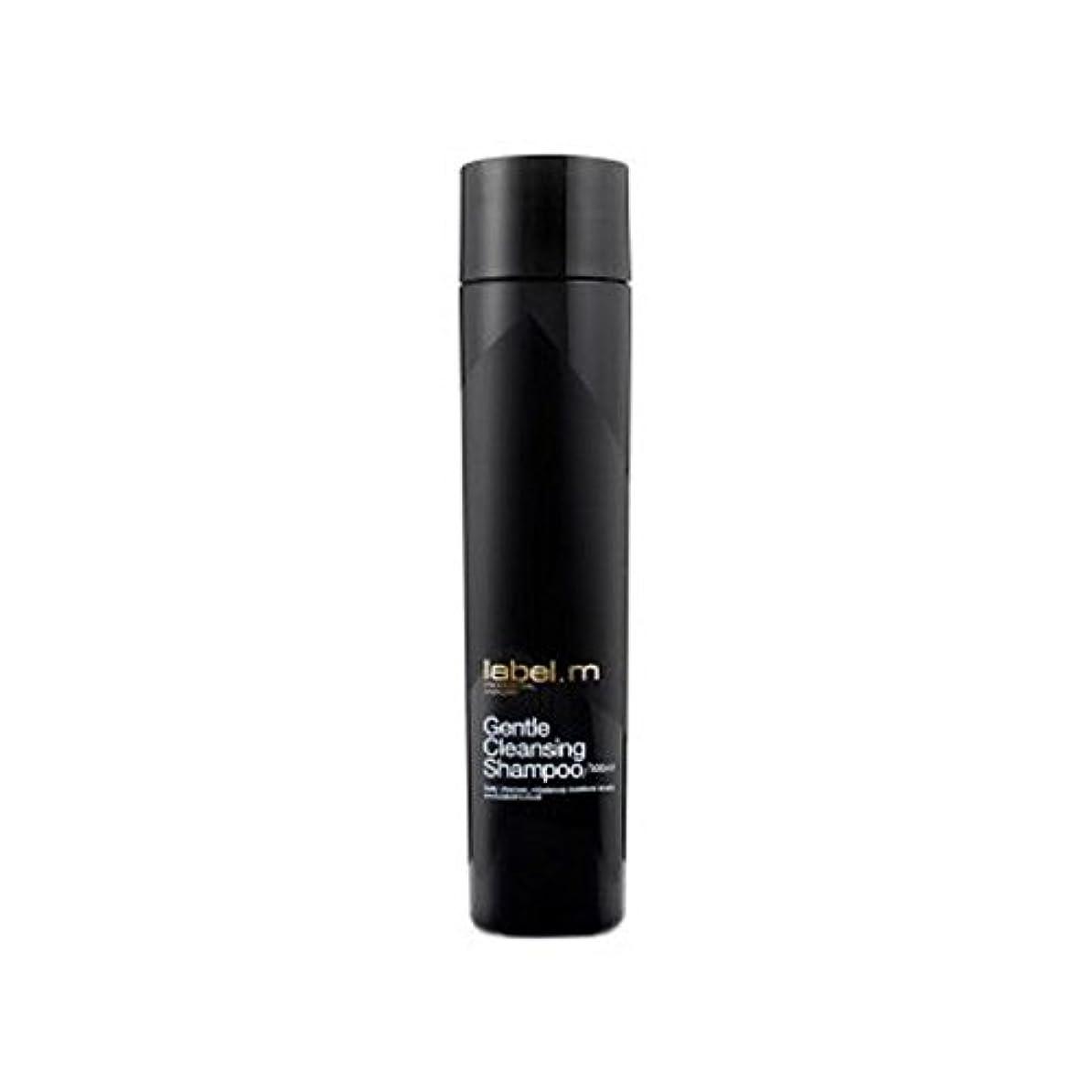 エリート子羊三Label.M Gentle Cleansing Shampoo (300ml) - .優しいクレンジングシャンプー(300ミリリットル) [並行輸入品]
