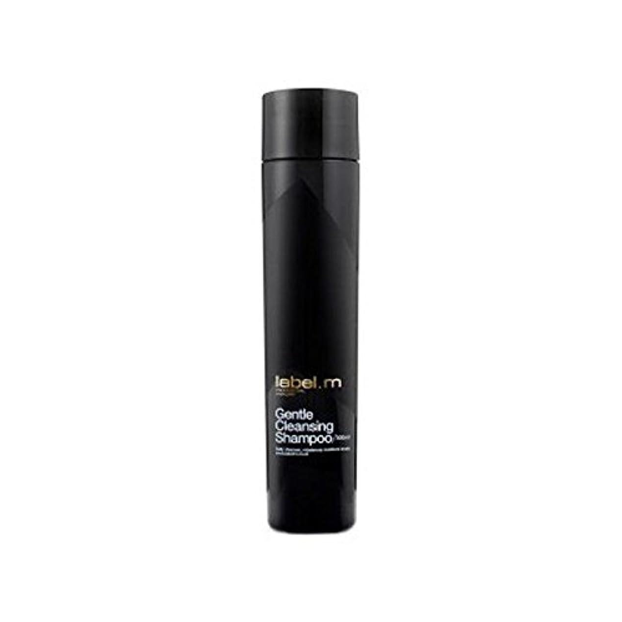 エンゲージメントテレックス咲くLabel.M Gentle Cleansing Shampoo (300ml) (Pack of 6) - .優しいクレンジングシャンプー(300ミリリットル) x6 [並行輸入品]