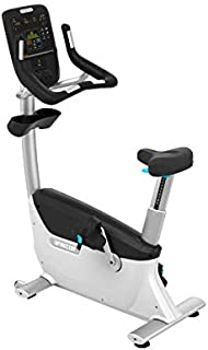 Precor UBK 835 Commercial Upright Bike - Silver with P31 Console