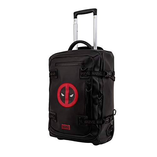 Karactermania Deadpool Rebel - Maleta/Mochila TPU, Multicolor, One Size