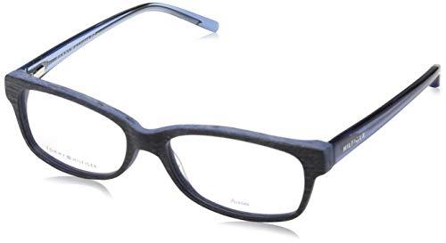 Tommy Hilfiger TH 1018 Tommy Hilfiger Brillengestelle TH 1018 Wayfarer Brillengestelle 54, Schwarz