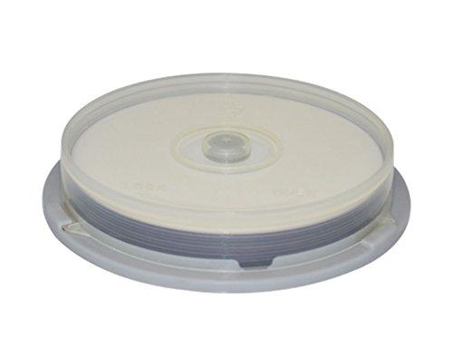 Promedia DVD-R - Stampabile a getto d'inchiostro bianco (10 pile)