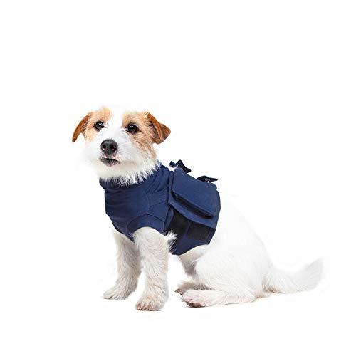 MPS Medical Pet Shirt - TOP, Oberkörper Shirt für Hunde, XXS