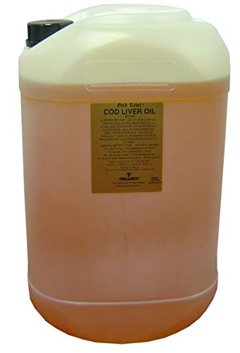 Gold Label–Olio di fegato di merluzzo: 5l