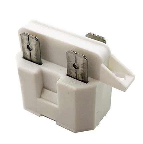 IC102 Kühlschrank-Startrelais, PTC, Universal-Kompressor, passend für Whirlpool Kenmore Maytag Frigidaire Kühlschrank Supco 5303007173 AP2136233