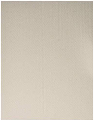 "Strathmore (59-701 Textured Inkjet Paper, 8.5""x11"", 25 Sheets , White"