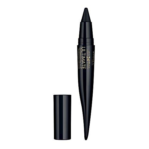 Rimmel Ultimate Kohl Kajal Eyeliner, Black Obsidian, 0.81 Ounce