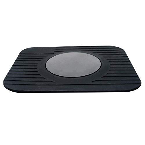 GPS-Armaturenbretthalterung , Riloer im Auto GPS-Armaturenbretthalterung SAT Nav Armaturenbrettmatte für Navi TomTom Navman Thin