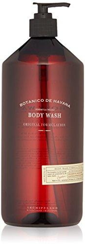 Archipelago Botanicals Botanico De Havana Body Wash, 30 Fl Oz