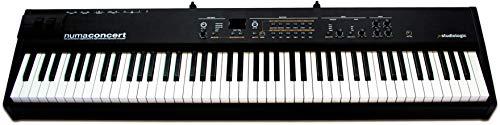 Studiologic Numa Konzert Piano 88 Noten, schwarz