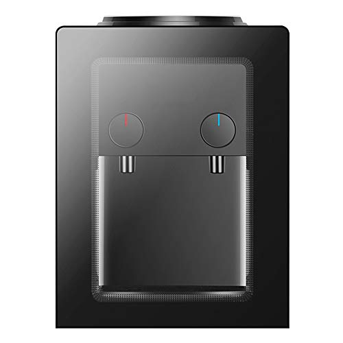 220V 550W Elektrischer Wasserspender Desktop Kaltes Heißes EIS Wasserkühler Heizung Trinkbrunnen Für Home Office Coffee Tea Bar