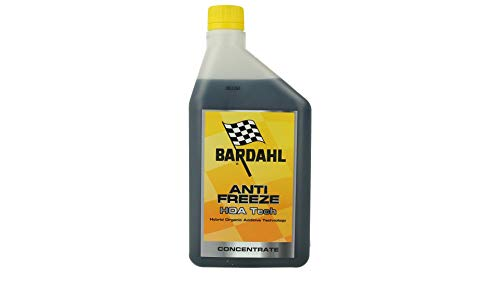 Bardahl Antifreeze Hoa Tech Antigel bleu concentré -37 °C + 108 °C 1 l