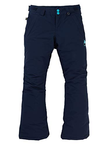 Burton Mädchen Sweetart Snowboard Hose, Dress Blue, L
