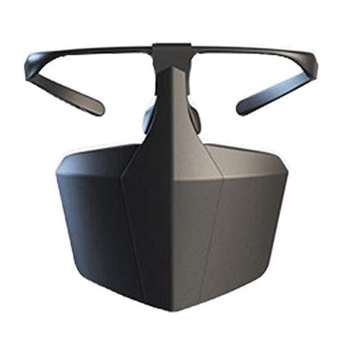 starnearby Safety Gesichtsschutzschirm, Anti-Fog Anti-Öl Splash klar,Schutzmaske Gesichtsschutz Visier, Augenschutz, Gesichtsschutz Spritzwassergeschützte