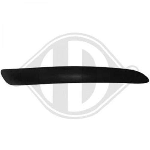baguette de pare-chocs AVD ALMERA, 00-02 Pour Nissan Almera N16(3/4/5portes) 00-02