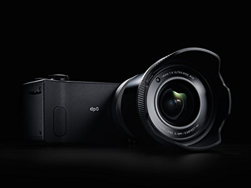 SIGMAデジタルカメラdp0QuattroFoveonX3有効画素数2,900万画素