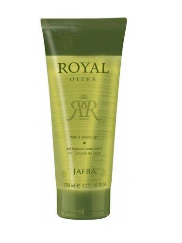 Jafra Royal Olive Bade- und Duschgel 200 ml