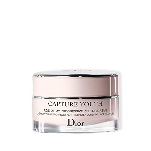Christian Dior Capture Youth Age-Delay Progressive Crema Peeling Anti-Età per il Viso, 50 ml