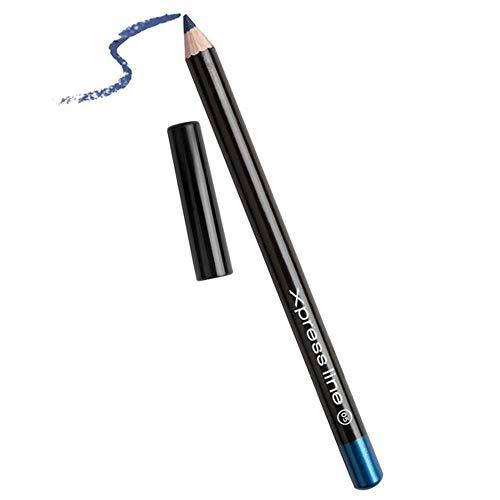 Coastal Scents Xpress Line Makeup Pencil - All-Around Cosmetic Liner, Long-Lasting Formula - Blue