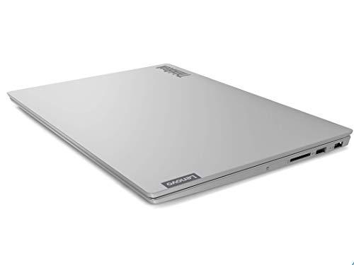 Lenovo ThinkBook 14 Intel Core i5 10th Gen 14-inch Full HD Thin and Light Laptop (8GB RAM/ 1TB HDD/ DOS/ Mineral Gray/ 1.49 kg), 20RV00BNIH