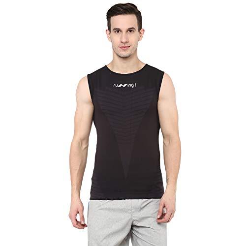 Nivia Xenon-3 Sleeveless Fitness T-Shirt