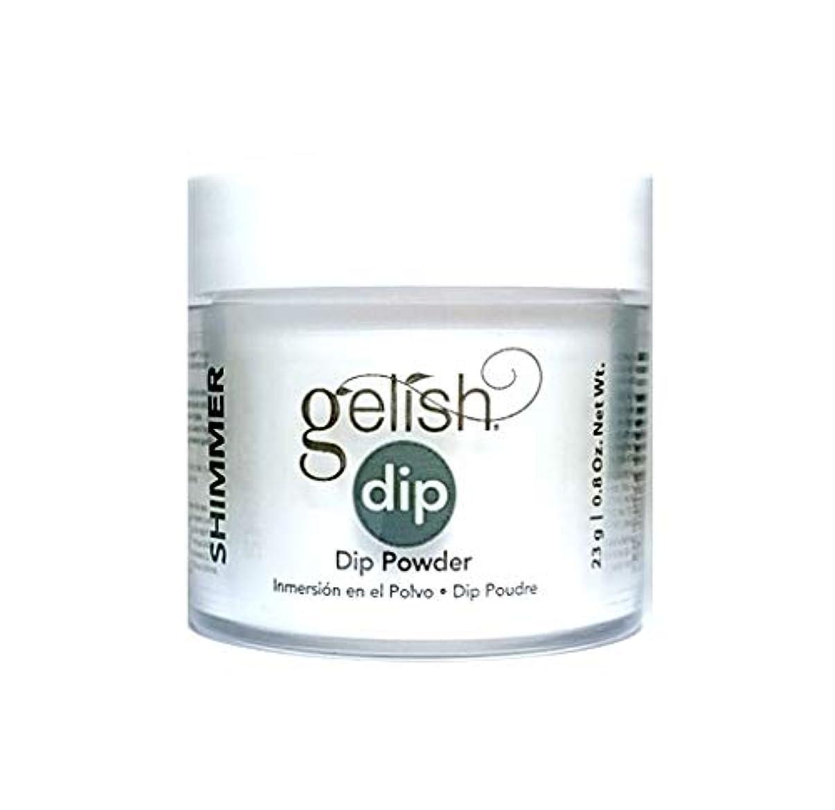 貯水池バターボイコットHarmony Gelish - Dip Powder - Izzy Wizzy, Let's Get Busy - 23g / 0.8oz