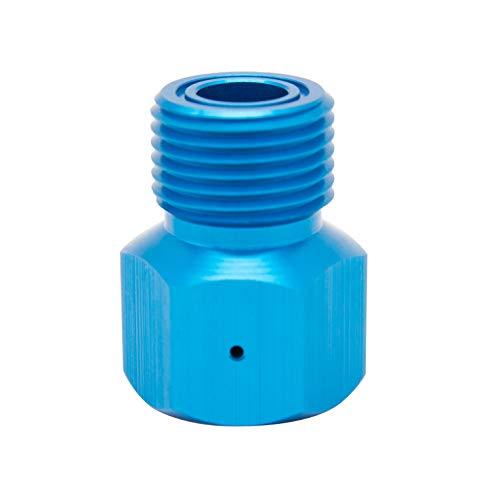 JARDLI CO2 Paintball Tank CGA 320 Adapter for Aquarium CO2 Regulator