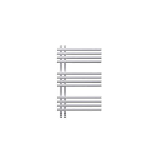 Terra - Radiador eléctrico para baño (850 x 500 cm, con 4...